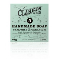 HANDMADE SOAP - No.5 - Camomile & Geranium